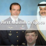 First Muslim in Space