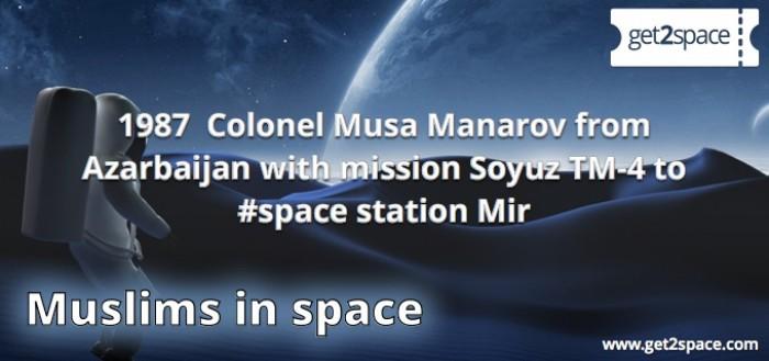 Colonel Musa Manarov