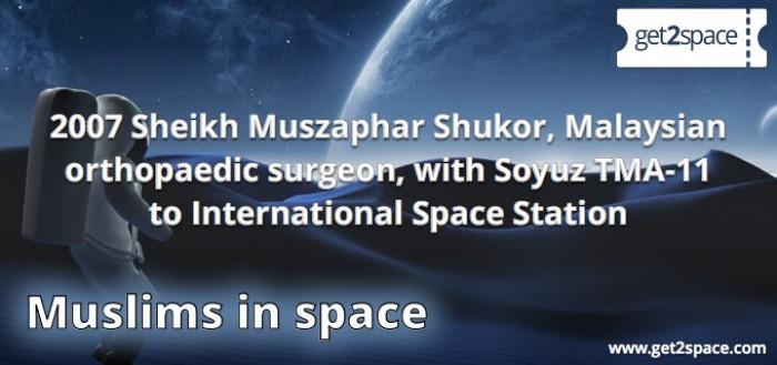 Sheikh Muszaphar Shukor